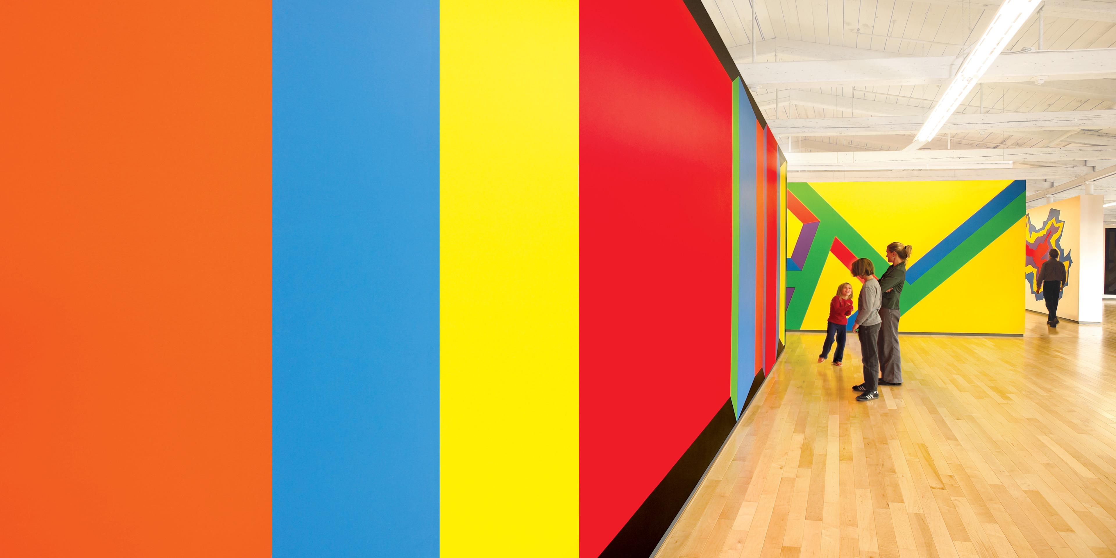 Sol LeWitt: A Wall Drawing Retrospective   MASS MoCA